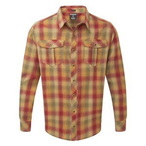 Sherpa Indra Shirt Mens in Tamur River