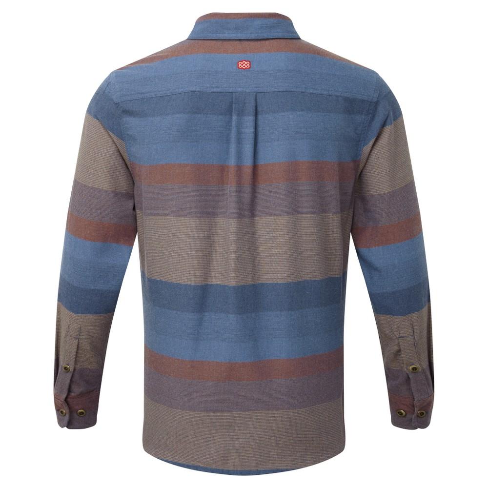 Sherpa Tamang Shirt Mens Samudra Blue