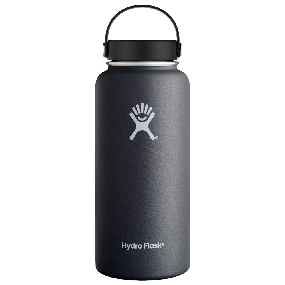 Hydro Flask 32oz Wide Mouth Black