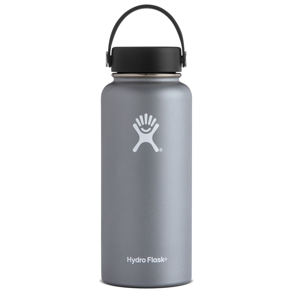 Hydro Flask 32oz Wide Mouth Graphite