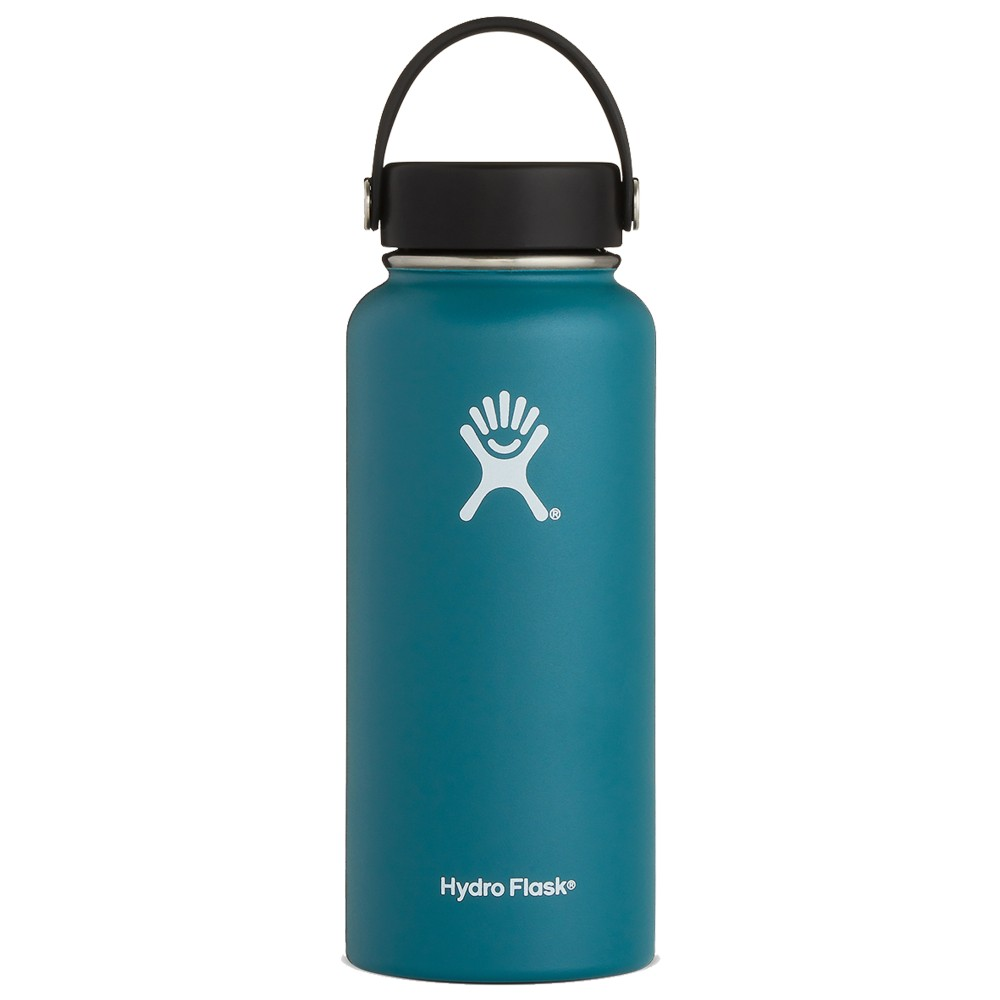 Hydro Flask 32oz Wide Mouth JADE