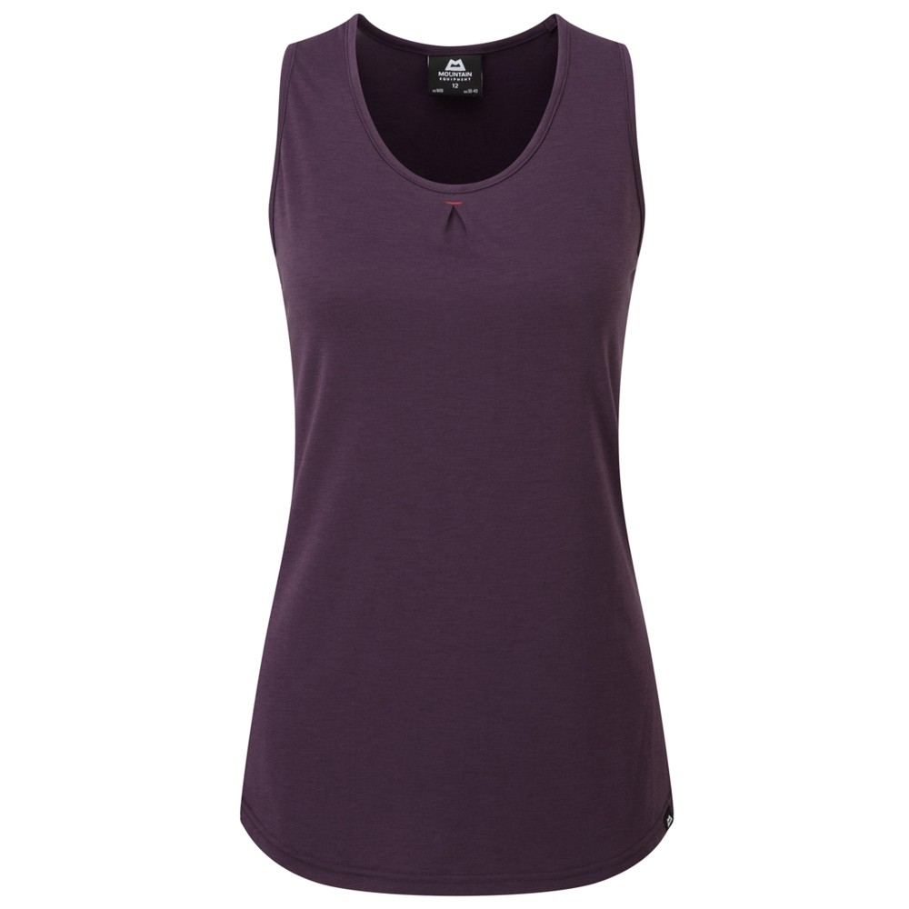 Mountain Equipment Equinox Vest Womens Blackberry