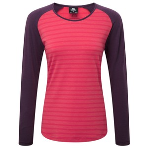 Mountain Equipment Redline LS Tee Womens