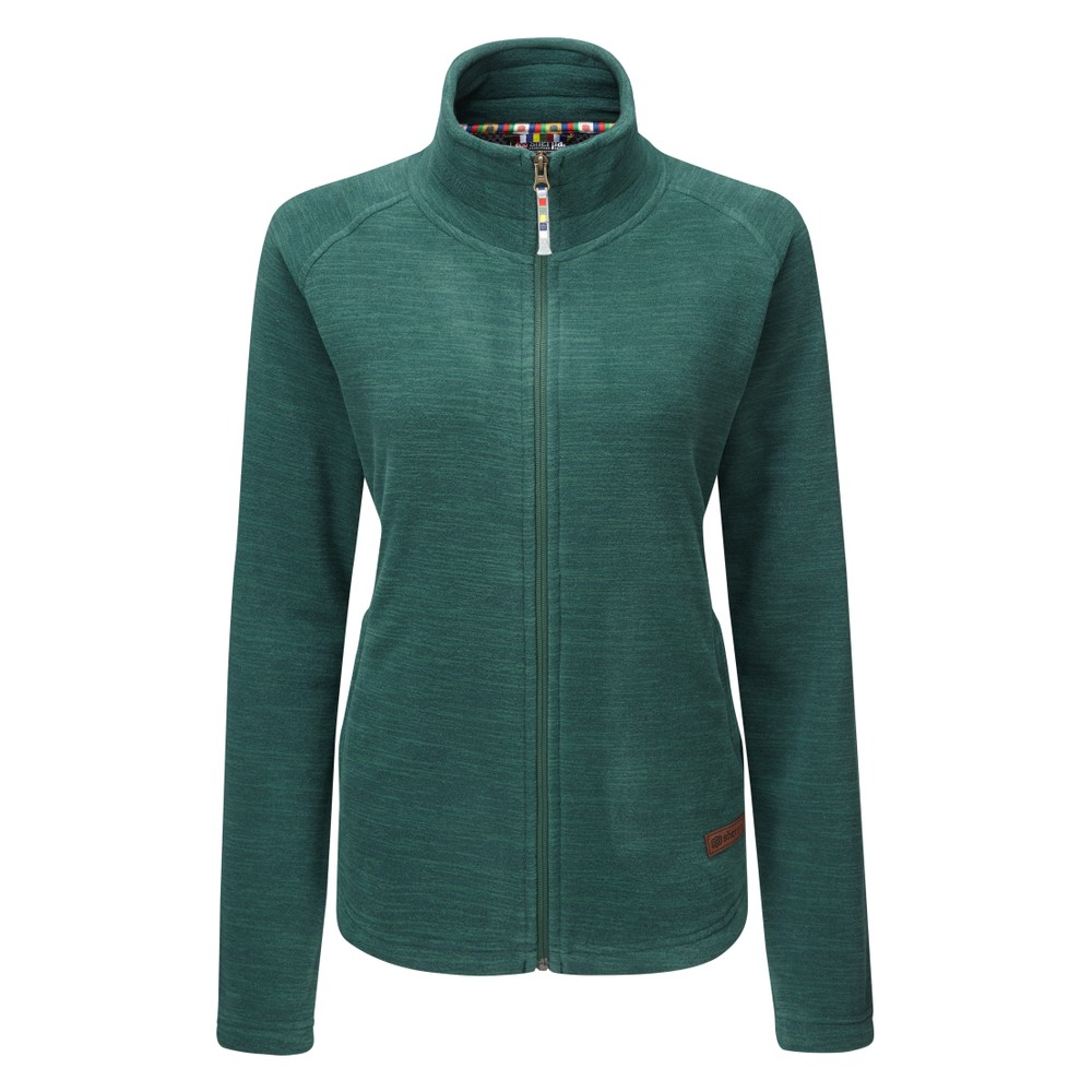 Sherpa Sonam Jacket Womens Rathna green