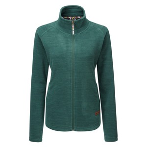Sherpa Sonam Jacket Womens in Rathna green
