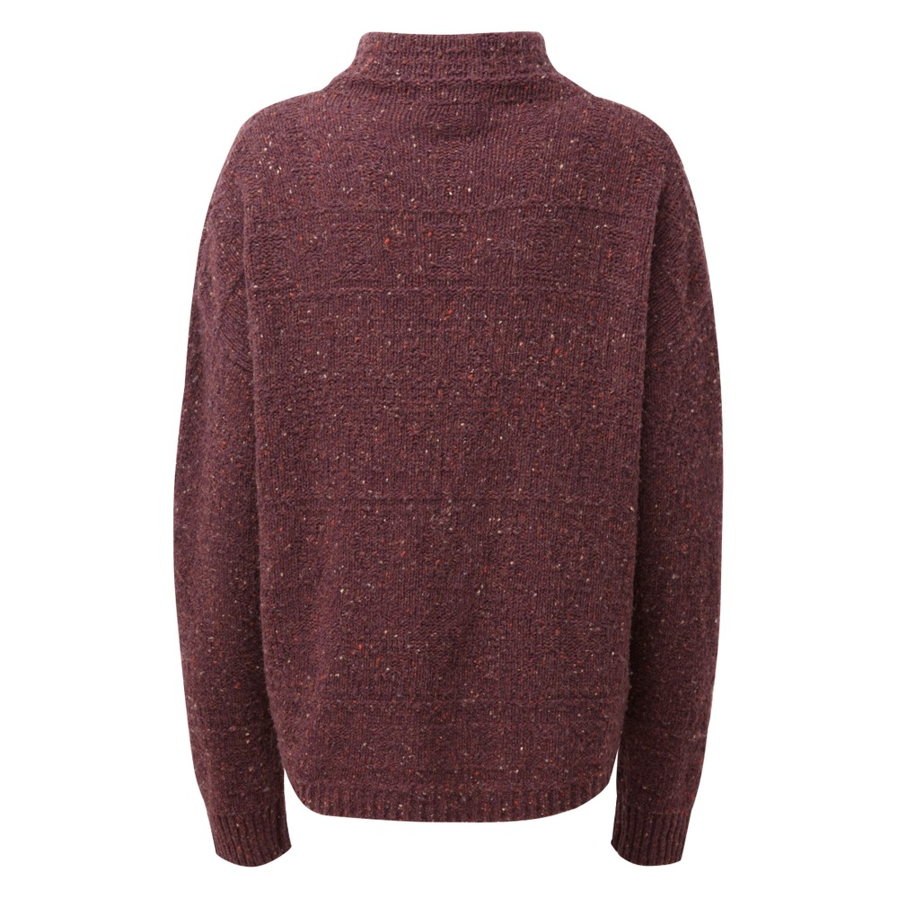 Sherpa Yuden Pullover Sweater Womens Ani