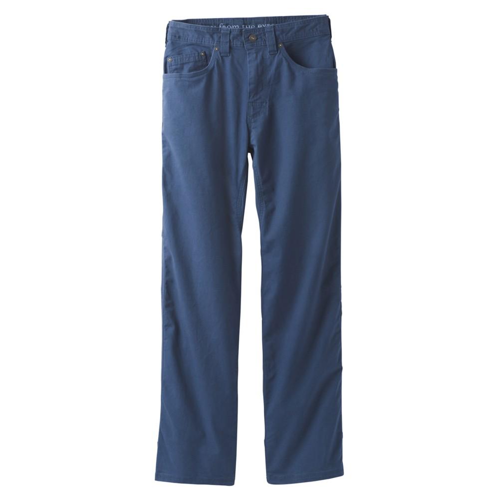 Prana Bronson Pant Mens Equinox Blue