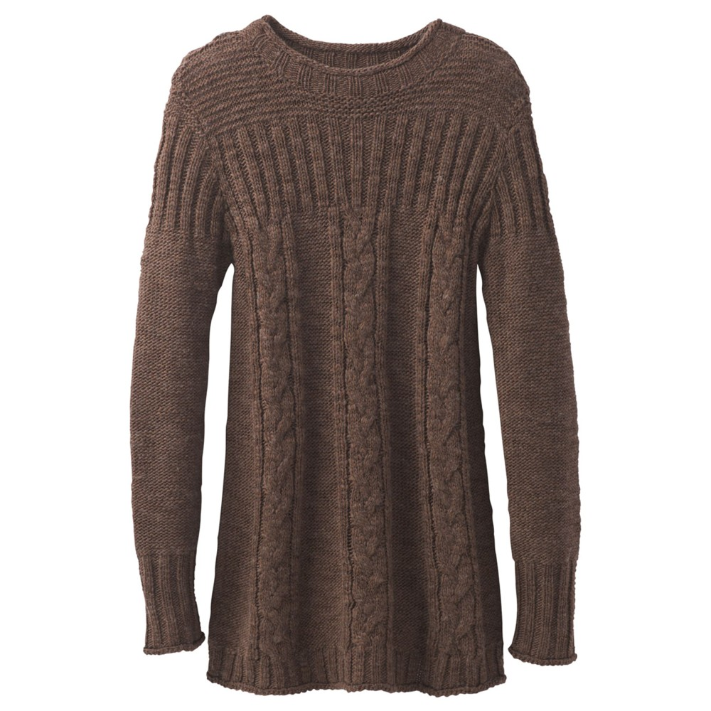 Prana Anabel Tunic Womens Scorched Brown