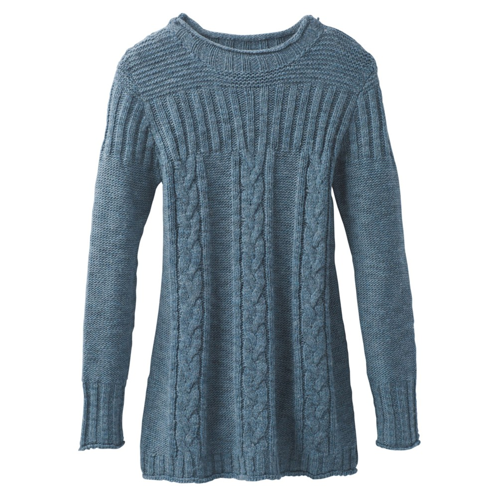 Prana Anabel Tunic Womens Weathered Blue