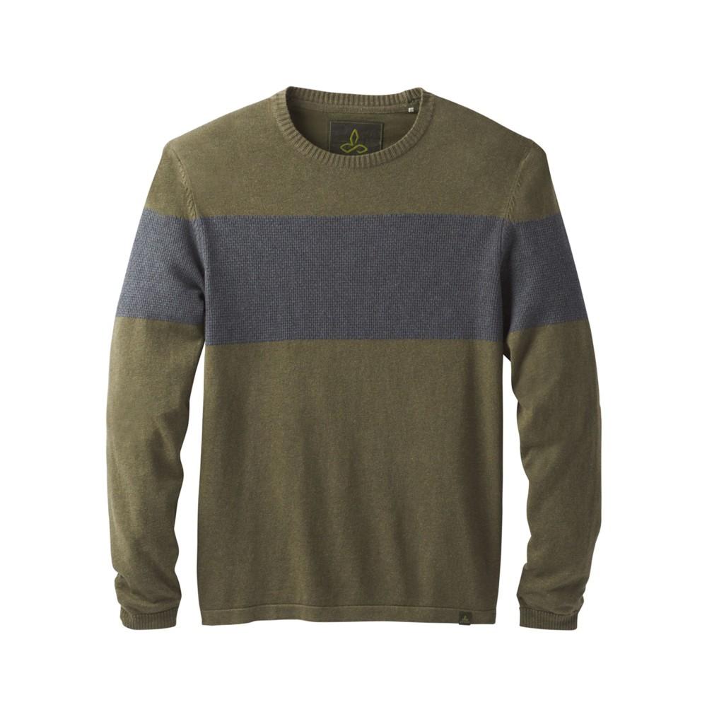 Prana Mateo Sweater Mens Cargo
