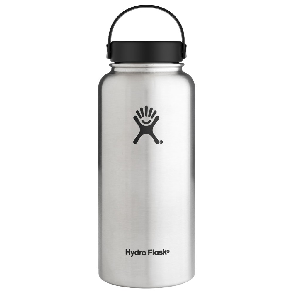 Hydro Flask 32oz Wide Mouth Stainless