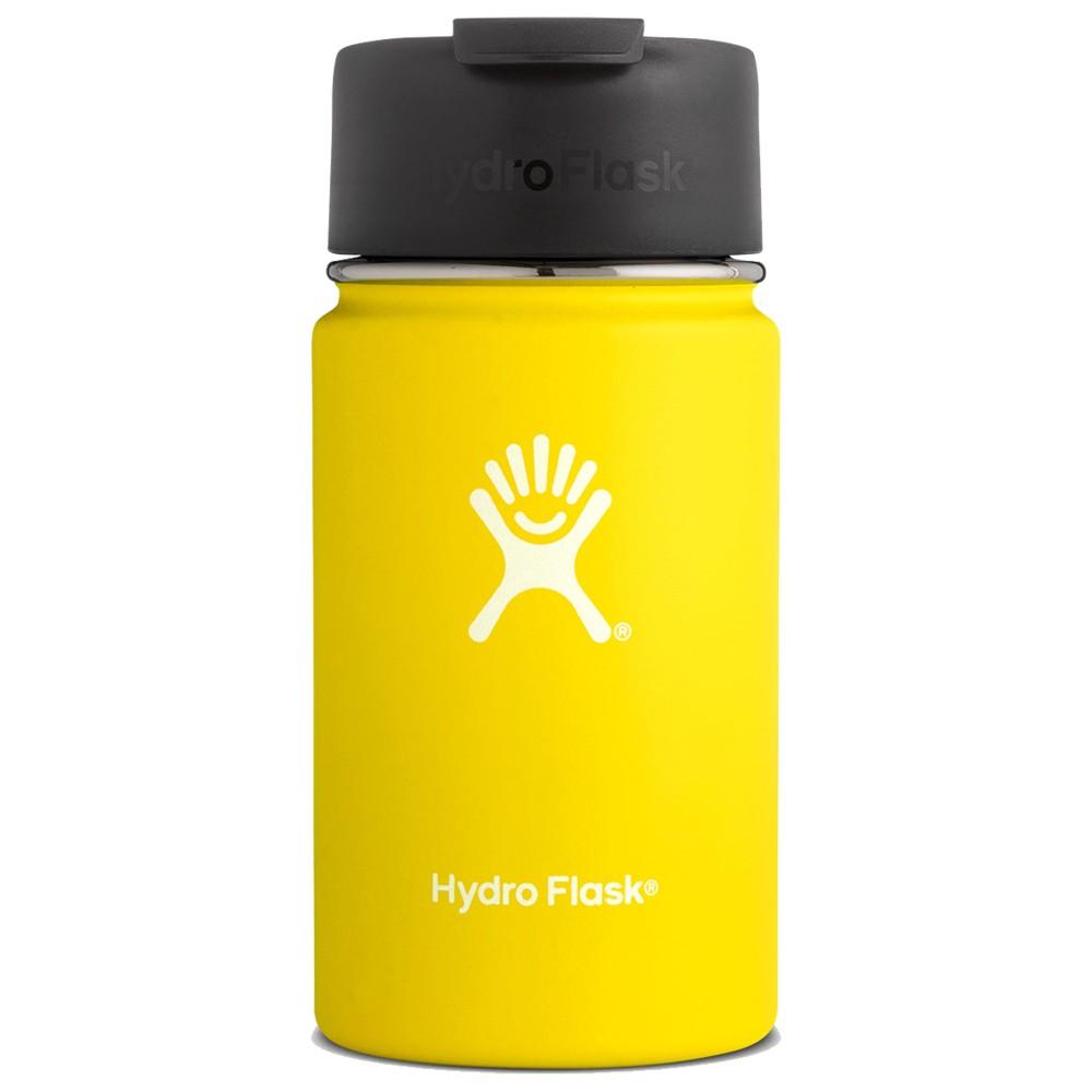 Hydro Flask 12oz Wide Mouth Lemon