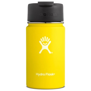 Hydro Flask 12oz Wide Mouth in Lemon