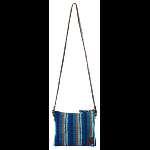 Sherpa Jhola Cross Body Bag in Rathee
