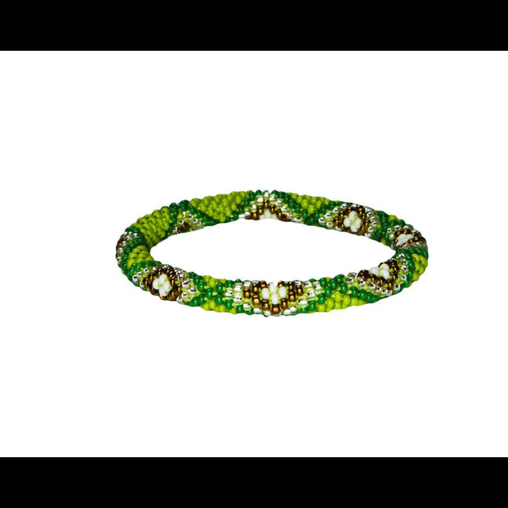 Sherpa Mayalu Multi Roll On Bracelet Gokarna Green