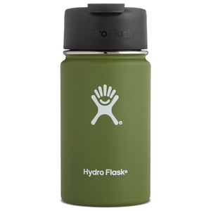 Hydro Flask 12oz Wide Mouth in Olive