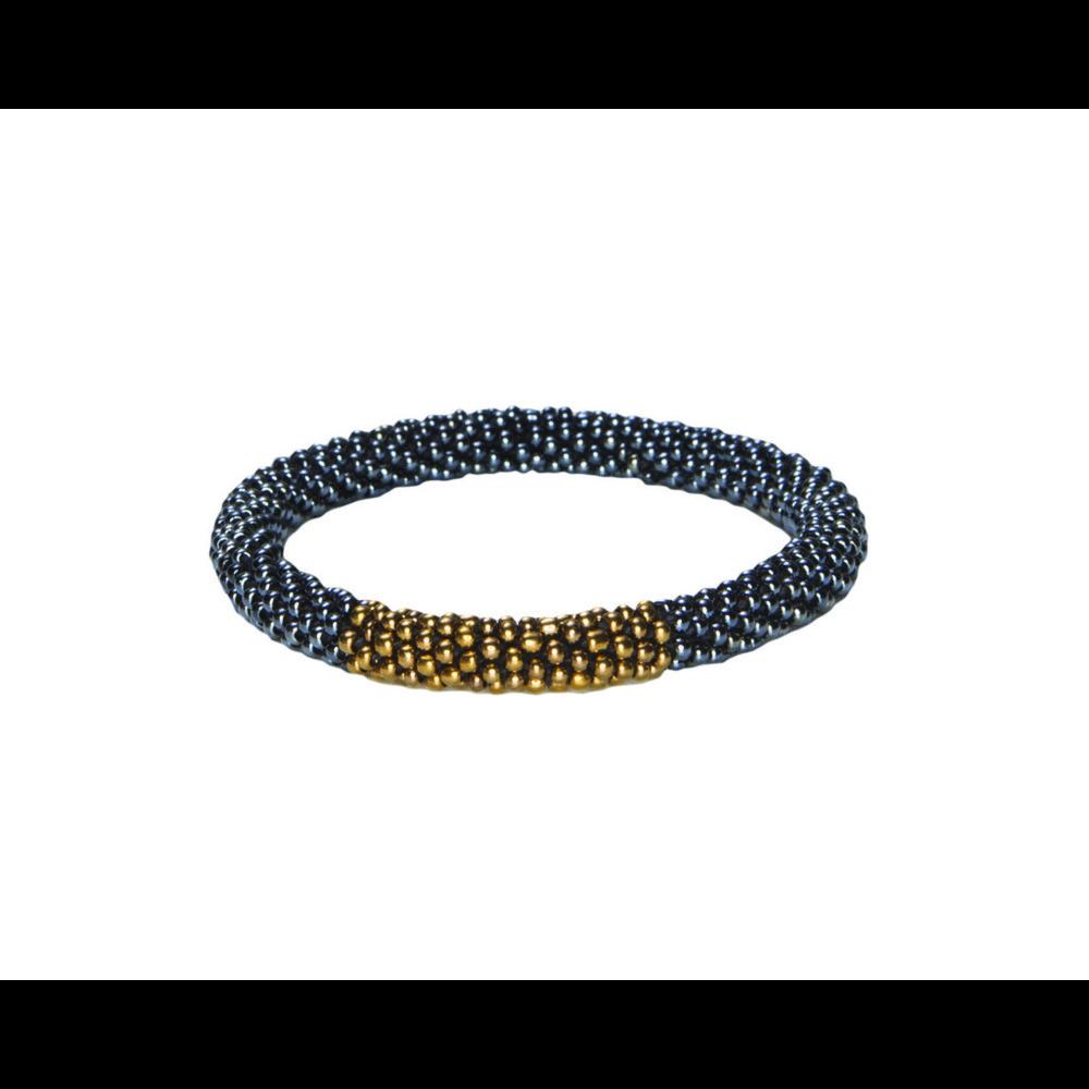 Sherpa Mayalu Block Roll On Bracelet Kharani