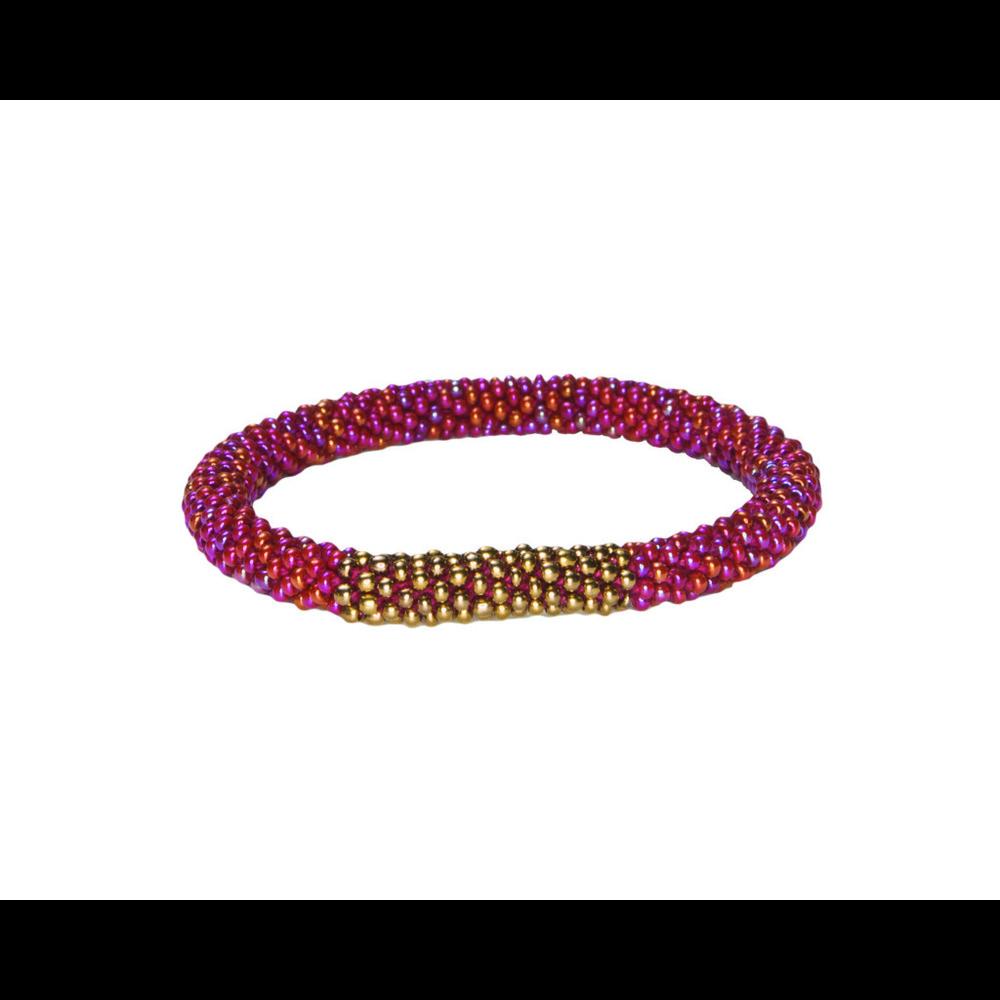 Sherpa Mayalu Block Roll On Bracelet Anaar