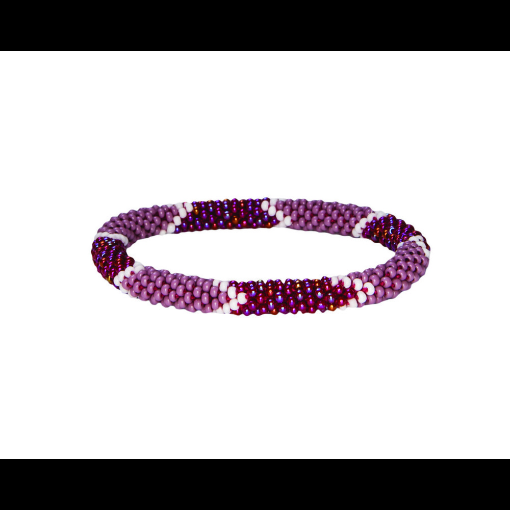 Sherpa Mayalu Ikat Roll On Bracelet Anaar