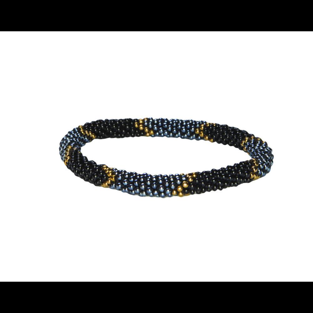 Sherpa Mayalu Ikat Roll On Bracelet Kharani