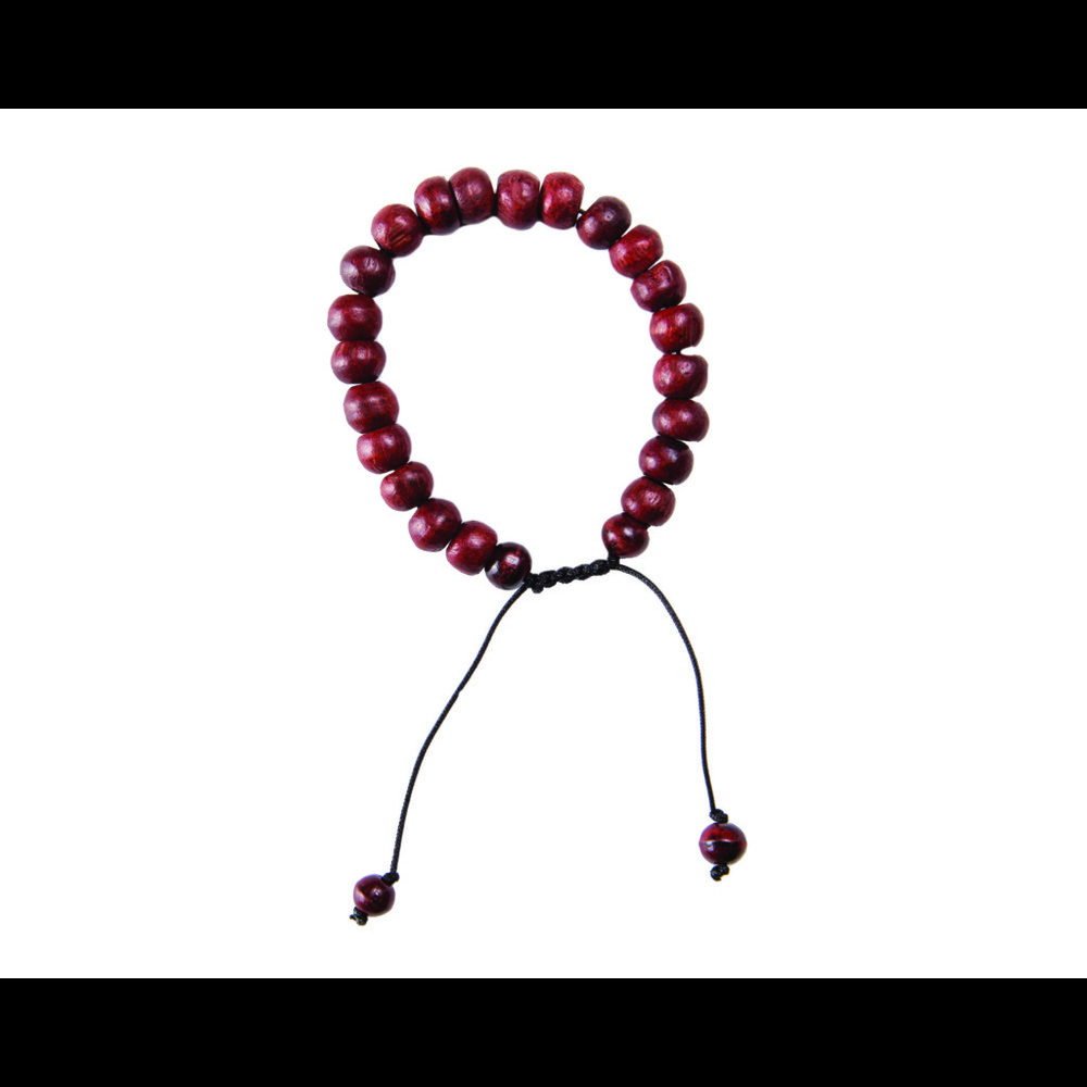 Sherpa Mala Solid Bracelet Brown