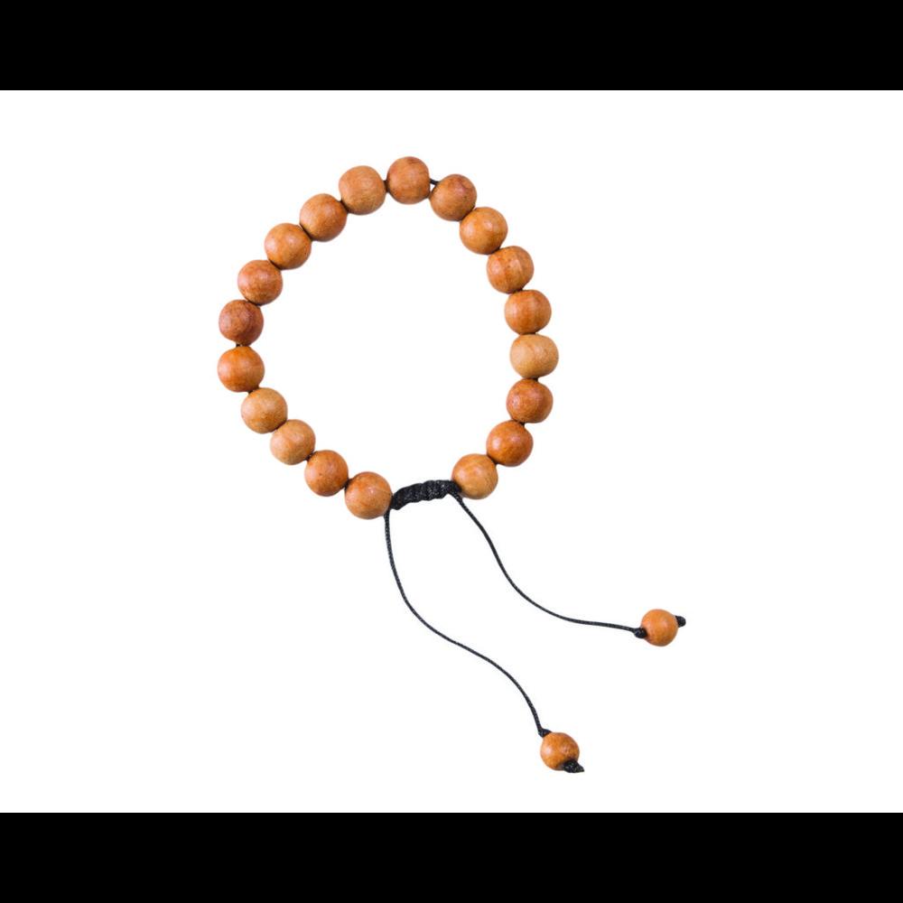 Sherpa Mala Solid Bracelet Tan