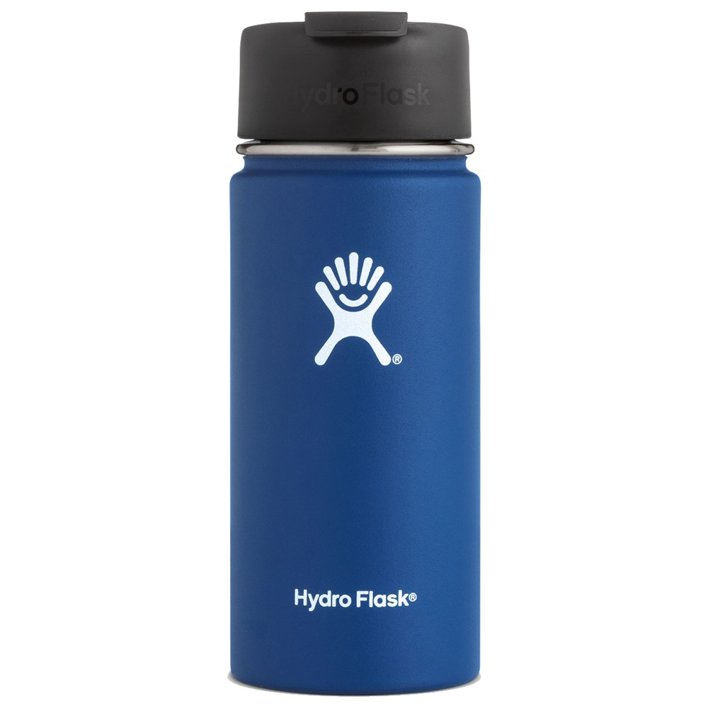 Hydro Flask 16oz Wide Mouth Cobalt