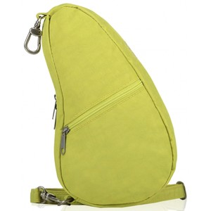 Healthy Back Bag Textured Nylon Baglett in Pistachio